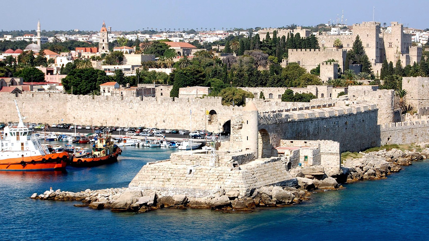 The-Medieval-Town-of-rhodes-rhodes-island