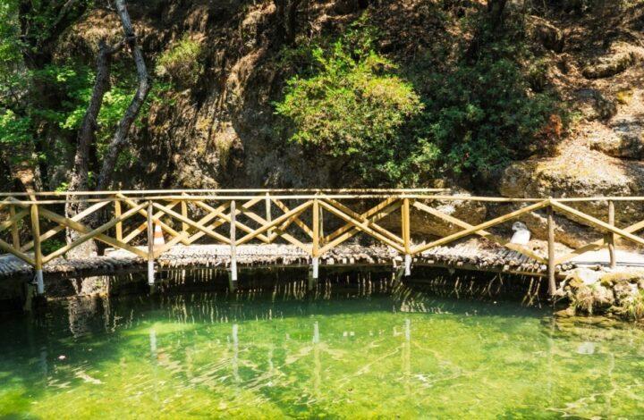 Valley of butterflies ( Petaloudes ) – Rhodes island