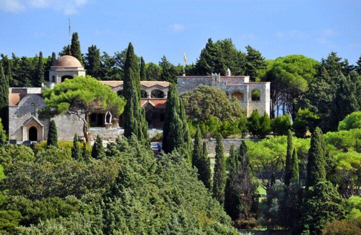 Filerimos ialysos – Rhodes island accommodation
